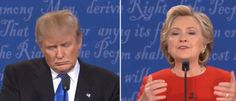 Hillary Clinton Humiliated Trump In Front Of Biggest Debate Audience In US History