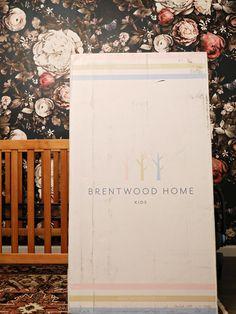 Brentwood Home Kids Mattress, natural mattress for crib and nursery decor!
