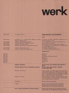 Jobs From Home Discover Dark Side of Typography jonasgrossmann: aus werk band 47 heft 10 1960 @ seals Web Design, Design Social, Resume Design, Book Design, Layout Design, Branding Design, Editorial Design, Editorial Layout, Cv Inspiration