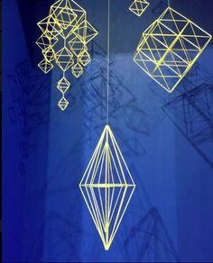 News - HIMMELI -ヒンメリ作りを楽しむ Lamps, Lightbulbs, Light Fixtures, Lights, Rope Lighting, Lanterns