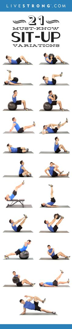 Spice up your core routine!