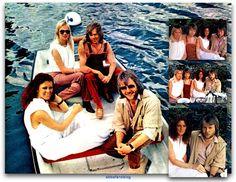 Another Abba photo shoot from 1978... #Abba #Agnetha #Frida http://abbafansblog.blogspot.co.uk/2017/08/photo-shoot_16.html