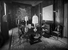 L'Hôtel du Collectionneur - pavillon Ruhlmann   L'histoire par l'image