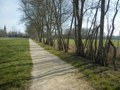 Le chemin Loches-Beaulieu-les-Loches