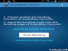 GuardKey Viewer  Android App - playslack.com ,  GuardKey Viewer APP is for use with GuardKey USB Encryption Dongle--Plug and Play Military-grade Encryption for Hard Drives or Cloud Drives. Hassle-Free Security and user friendly.The GuardKey Viewer APP supports iOS, Android, and Windows Phone. Use your phone or tablet to access your secured cloud data, unlock encrypted files on your computer, and securely take photos.Mobile Access-When you're on the go, GuardKey Viewer lets you access your…