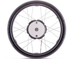 Elektrische wielen twion van Alber via Invacare - Scouters
