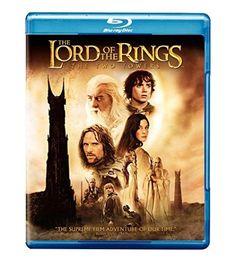 The Two Towers (Blu-Ray / DTS Surround Sound / Dubbed / WS) Elijah Wood, Viggo Mortensen, Ian McKellen, Orlando Bloom, Sean Astin