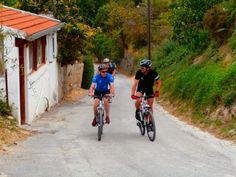 Fahrrad fahren auf Kreta Griechenland Fat Bike, Mtb, Girl Hairstyles, Most Beautiful Pictures, Bicycle, Hair Styles, Blog, Crete Greece, Riding Bikes