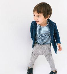 Buttoned blazer-SPRING MOOD-BABY BOY | 3 months-3 years-KIDS | ZARA United States