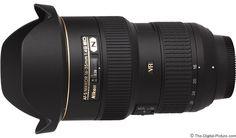 Nikon 16-35mm f/4G AF-S VR Lens.  For more images and information on camera gear please visit us at www.The-Digital-Picture.com