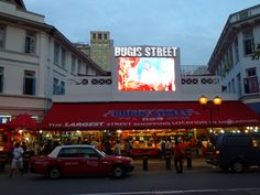 Singapore's largest street market.