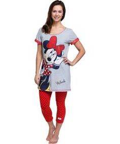 MINNIE MOUSE ~ 3pc Pyjama Set | Mickey&Minnie #pyjamas #shorts ...