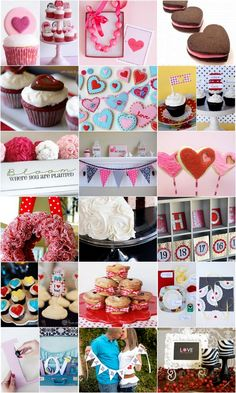 14 days of sweet Valentine's day ideas