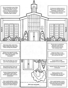 Reverence in Holy Places - FHE on the importance of our church buildings