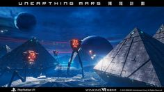 PSVRs Unearthing Mars To Release In The West Soon