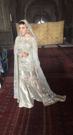 Urwa Hocane Tied Kot with Singer Farhan Saeed - Nikkah Ceremony Exclusive Pictures