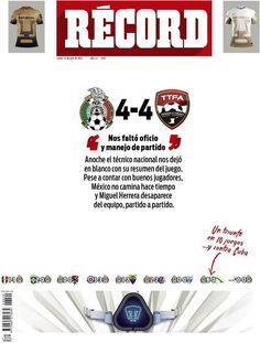 México - RÉCORD 16 de julio del 2015