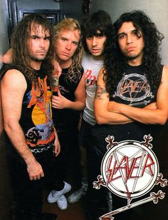 Slayer Is One Of The Best Thrash Metal Bands Ever!