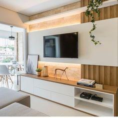 Best 35 Home Decor Ideas - Lovb Living Room Wall Units, Living Room Tv Unit Designs, Home Living Room, Living Room Decor, Home Room Design, Interior Design Living Room, House Design, Tv Unit Decor, Home And Deco