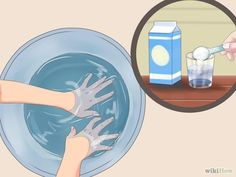 Use salt water to help heal bug bites and itches.