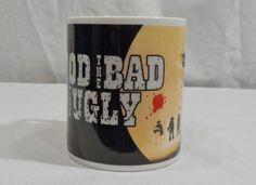 Clint Eastwood The Good The Bad The Ugly Coffee Mug