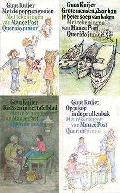 Guus Kuijer - de boeken van Madelief