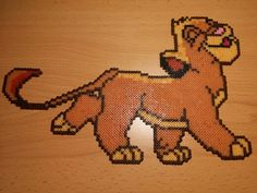 Simba - The Lion King Hama perler beads by Factory Beads