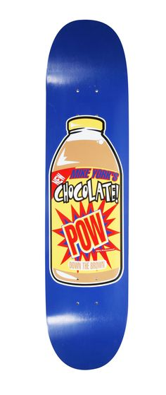 Chocolate Pow - The 50 Greatest Skateboards of The 1990s   Complex