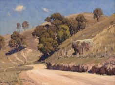 Lost Bear Gallery - Fine Art Gallery in the Blue Mountains - Warwick Fuller 2014 Exhibition Classic Paintings, Great Paintings, Seascape Paintings, Nature Paintings, Landscape Paintings, Australian Painting, Australian Artists, Fine Art Gallery, Bear Gallery