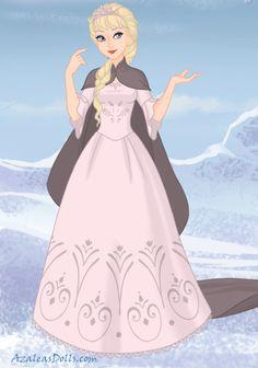 Jelsa wedding dress.