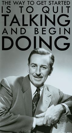 Our favorite Walt quote.  What's yours?