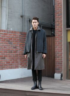 On The Street, Seoul… Kim Byung Seok