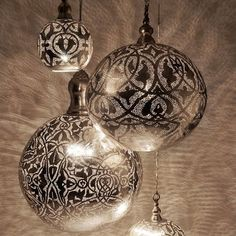 This beautiful pendant light  is handcrafted in Egypt. Traditional  techniques and craftsmanship are combined  with a modern design. ...
