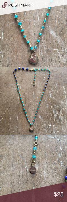 Necklace Stella & Dot 💫 Necklace Stella & Dot  authentic stones 💫 Stella & Dot  Jewelry Necklaces
