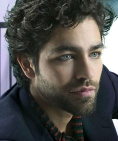 Adrian Grenier. He's literally the perfect mix of James Marsden and Chris Pine. My heart!
