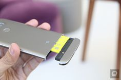 LG's modular G5 is its most daring flagship phone ever