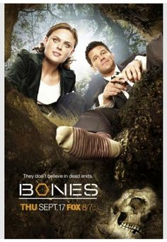 """Loved him as """"Angel"""" and love him as """"Booth"""" on bones!"""