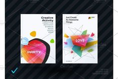 Finance Report Format Set Of Design Brochure Abstract Annual Report Horizontal Cover .