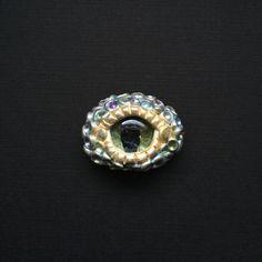 Multicolor Dragon Eye Magnet by LunaPetals on Etsy https://www.etsy.com/listing/237621933/multicolor-dragon-eye-magnet