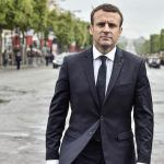 Avec une simple image Emmanuel Macron bat le record du tweet le plus retweeté en France