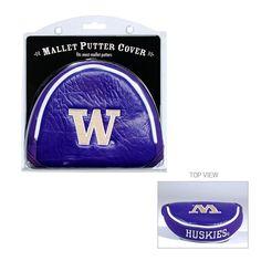Washington Huskies Ncaa Putter Cover - Mallet