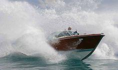 waves &  boats