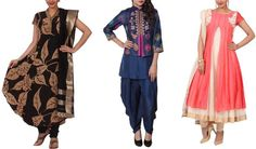 Other than sarees the salwar kameez is a traditional Indian favourite that has stood the test of time. Salwars are loose ankle-length trousers, kameezes are stylish tunics, often paired with dupattas. Depending on how it is styled, wear versatile salwar kameezes at home or events. Read our guide on styling and buying a salwar kameez > http://strandofsilk.com/indian-fashion-blog/stylish-thoughts/guide-buying-pieces-exclusive-salwar-kameez-online #traditional #salwarkameez #versatile…