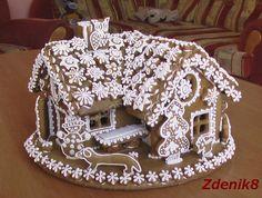 Gingerbread House Perníková Chaloupka.
