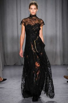 Marchesa | Fall 2014 Ready-to-Wear Collection