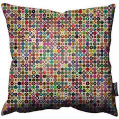 Circular Light Throw Pillow, $58, now featured on Fab.