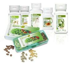 Top Nutrilite Products! Double X used by the AC Milan Football Team!