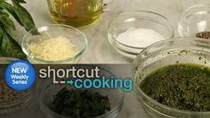 Make and Store Pesto Allrecipes.com