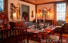25 Years of Beautiful Holiday Rooms | Traditional Home