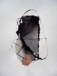 Kitty Sabatier http://www.kittysabatier.com/index.php beautiful abstract ink work